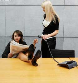Karakteristik dan raung lingkup kerja manager dan supervisor