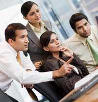 Pengaruh budaya perusahaan, gaya manajemen, dan pengembangan tim terhadap kinerja karyawan